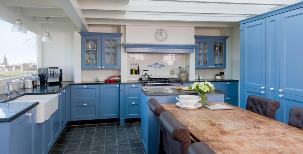 Home Design Keukens : Landelijke keuken styling keukens