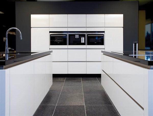 Witte Keuken Design : Design keuken styling keukens