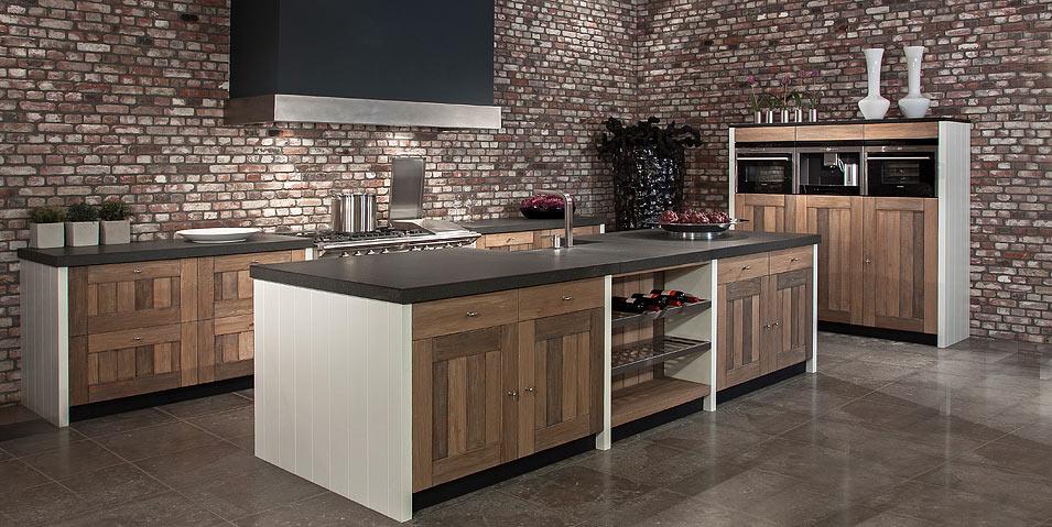 Keukens styling keukens for Keuken landelijk maken