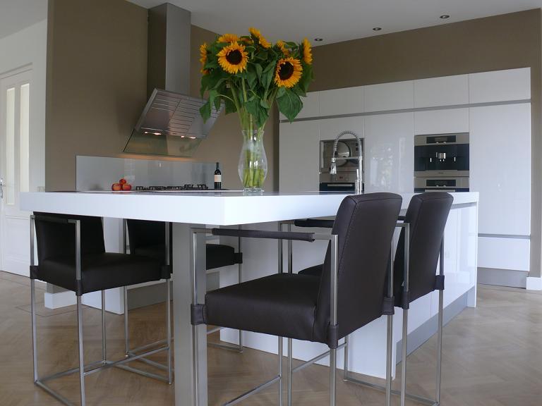 ... Den Haag - Zuid Holland - Italiaanse Design Keukens - Styling Keukens