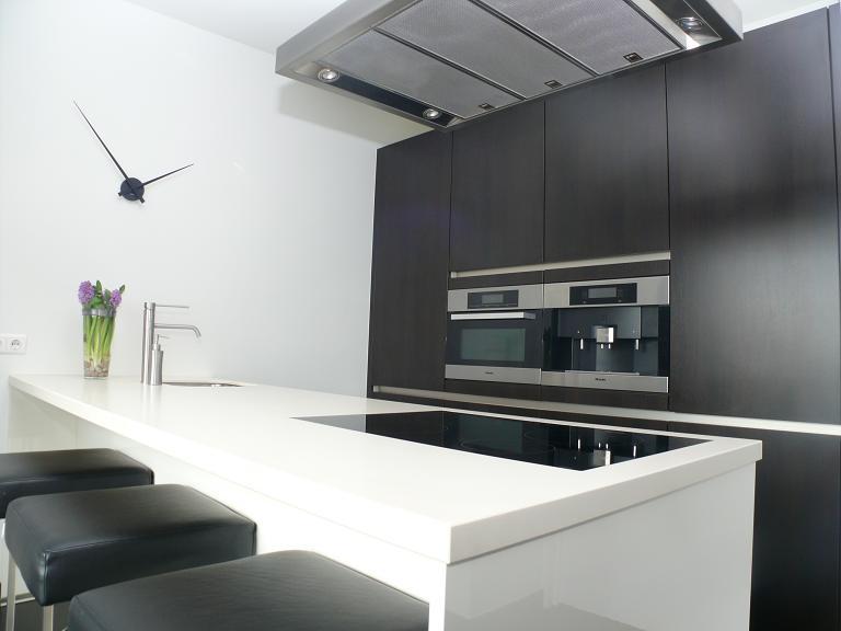 Inox Design Keukens : Familie nieuwenhuize yerseke zeeland design keukens